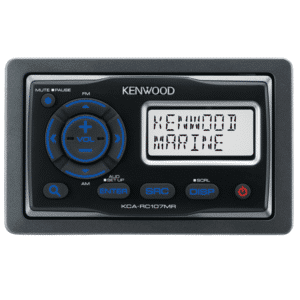 Kenwood KCA-RC107MR Marine wired remote controller with LCD display