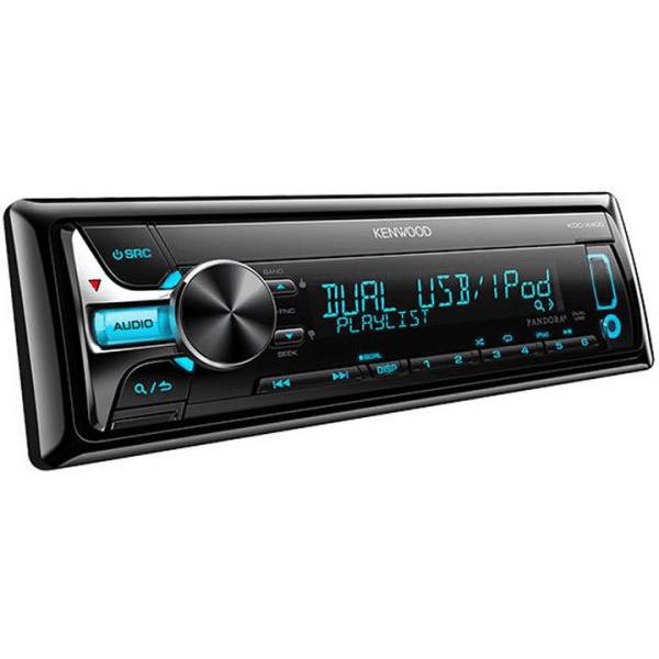 KenwoodKDC-X400 CD Receiver W/ Dual USB