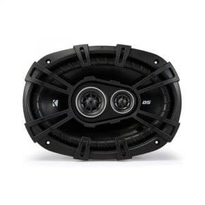 "Kicker 43DSC69304 D-Series 69"" 360 Watt 3-Way Car Audio Coaxial Speakers"