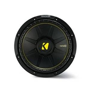 "Kicker 44CWCS124 CompC Series 12"" 4 Ohm Subwoofer"