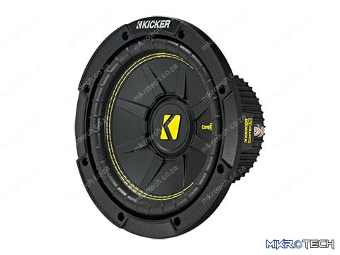"Kicker 44CWCS84 CompC Series 8"" 4 Ohm Subwoofer"