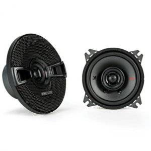 Kicker 44KSC404 4? 2-Way Coaxials Speakers
