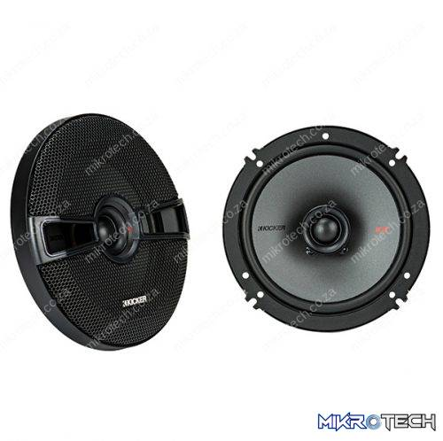 "Kicker 44KSC6504 6-1/2"" 2-Way Speaker System"