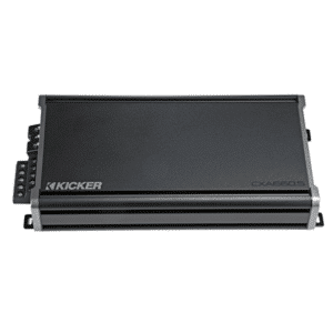 Kicker 46CXA6605 Car Audio 5 Channel Amp Speaker & Sub 1200W Amplifier
