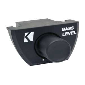 Kicker 46CXARC Car Amplifier CXA / CX / PXA Amp Bass Remote Control Knob