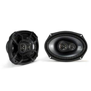 Kicker CS-Series Coaxials & 3-Way System (6x9)