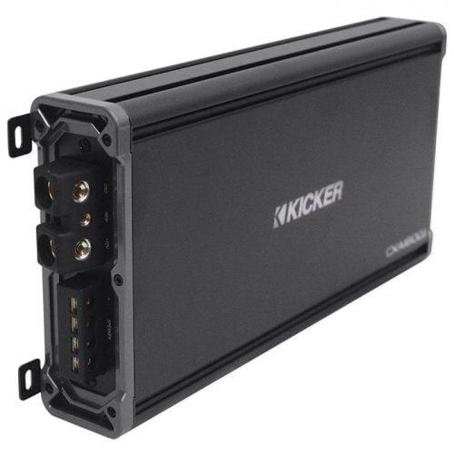 Kicker CXA1800.1 1800-Watt Mono Class D Subwoofer Amplifier
