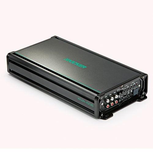Kicker KMA450.6 6-Channel 75Watt x 6 @ 2 Ohm Marine Class-D Amplifier
