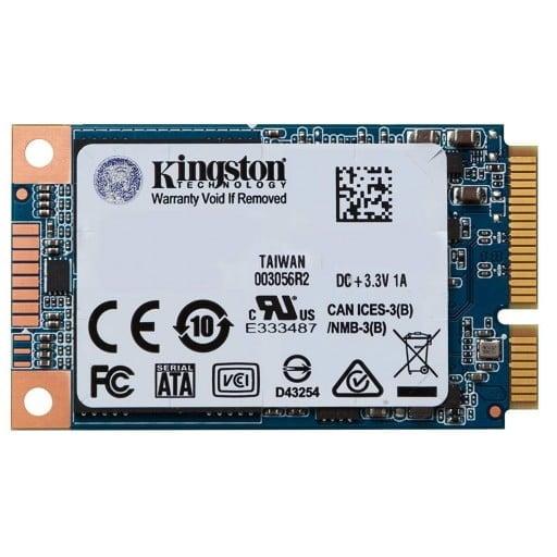 Kingston SUV500MS/120G UV500 120GB mSATA SATA 6Gb/s Solid State Drive