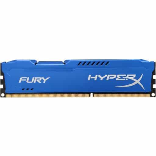 Kingston HX318C10F/8 HyperX Fury 8GB (1x8GB) 1866MHz DDR3 CL10 240-Pin 1.5V Desktop Memory
