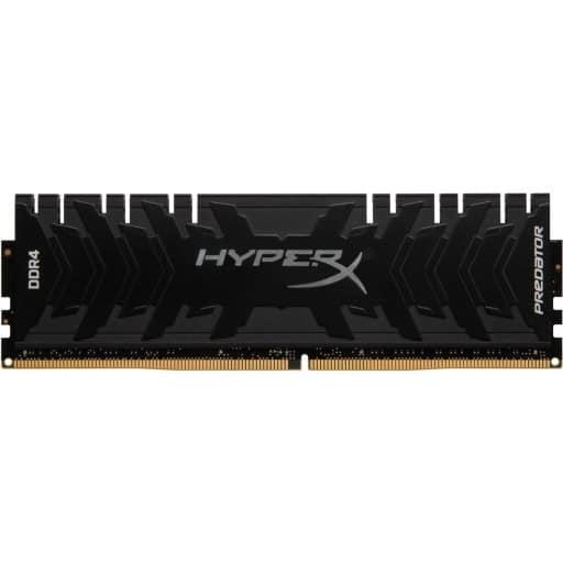 Kingston HyperX Predator 16GB (1x16GB) DDR4-3333MHz CL16 1.35V Black Desktop Memory
