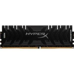 Kingston HX436C17PB3/16 HyperX Predator 16GB (1x16GB) DDR4-3600MHz CL17 1.35V Black Desktop Memory