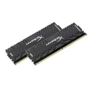 Kingston HyperX Predator 32GB (2x16GB) DDR4-3200MHz CL16 1.35V Black Desktop Memory