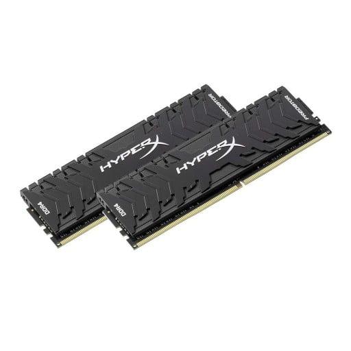 Kingston HX432C16PB3K2/32 HyperX Predator 32GB (2x16GB) DDR4-3200MHz CL16 1.35V Black Desktop Memory