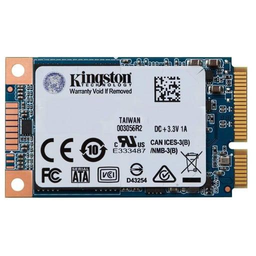 Kingston SUV500MS/480G UV500 480GB mSATA SATA 6Gb/s Solid State Drive