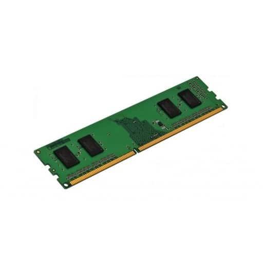 Kingston KVR26N19S6/4 ValueRAM 4GB (1x4GB) DDR4-2666MHz CL19 1.2V Desktop Memory
