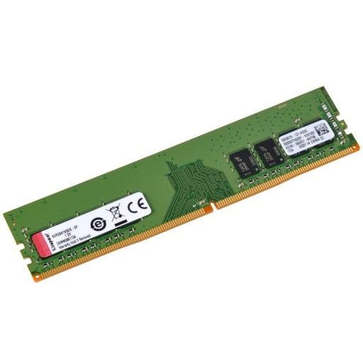 Kingston KVR26N19S8/8 ValueRAM 8GB (1x8GB) DDR4-2666MHz CL19 1.2V Desktop Memory