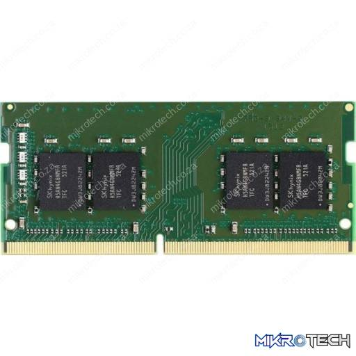 Kingston KVR26S19S8/8 ValueRAM 8GB (1x8GB) DDR4-2666MHz CL19 1.2V Notebook Memory