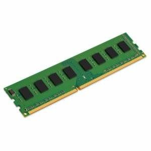 Kingston KVR1333D3S8N9/2G / KVR13N9S6/2 ValueRam 2GB DDR3-1333 Desktop Memory - Retail