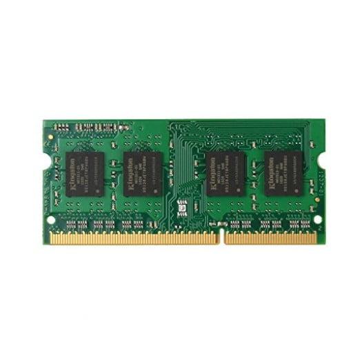 Kingston KVR16LS11/4 Valueram 4GB DDR3L-1600 Low-voltage CL11 1.35V/1.5V Dual Voltage 204pin SO-Dimm Notebook Memory