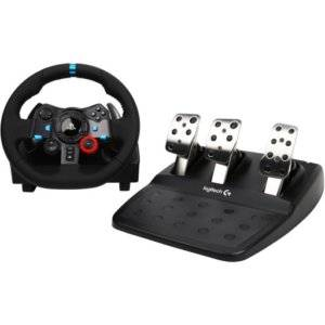 Logitech 941-000112 G29 Driving Force Racing Wheel - PS3/PS4/PC