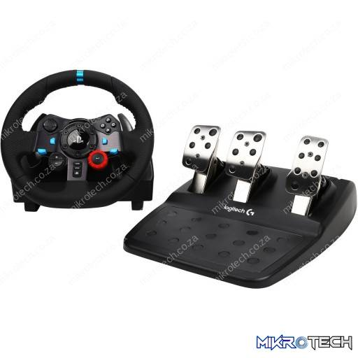 Logitech G29 Driving Force Racing Wheel - PS3/PS4/PC