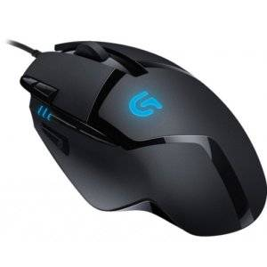Logitech 910-004067 / 910-004068 G402 Hyperion Fury Ultra-Fast FPS Gaming Mouse