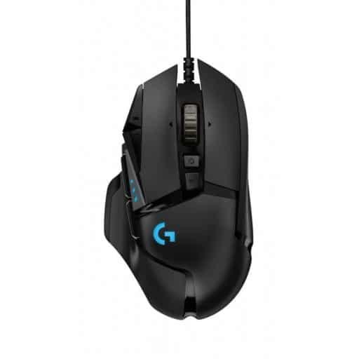 Logitech 910-005471 G502 Hero High Performance Gaming Mouse