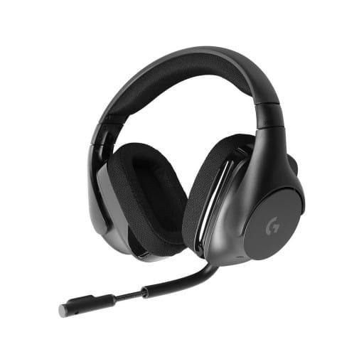 Logitech 981-000634 G533 Wireless DTS 7.1 Surround Sound Gaming Headset
