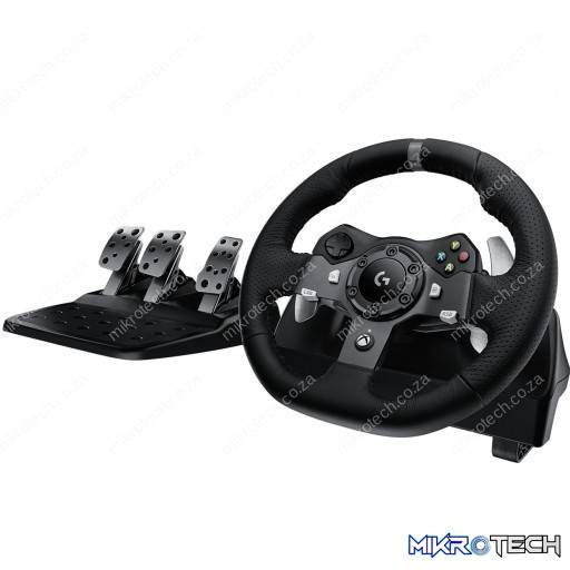 Logitech G920 Racing Wheel - Xbox One/PC