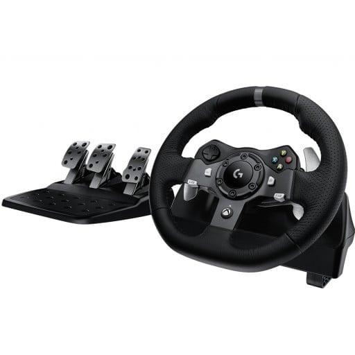 Logitech 941-000123 G920 Racing Wheel - Xbox One/PC