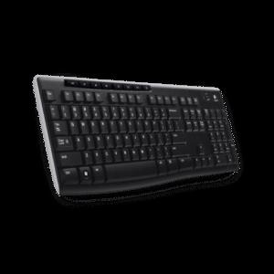 Logitech K270 Wireless Spill-Resistant Keyboard