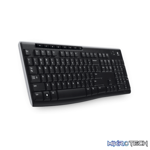 Logitech K270 Wireless Spill-Resistant Keyboard