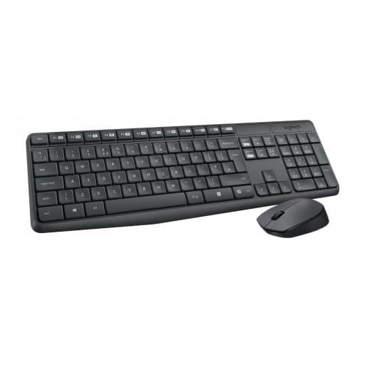 Logitech 920-007931 MK235 Wireless Keyboard and Mouse Combo