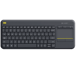 Logitech 920-007145 Wireless K400 Plus USB Keyboard