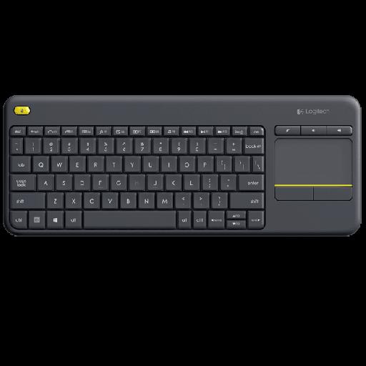 Logitech Wireless K400 Plus USB Keyboard