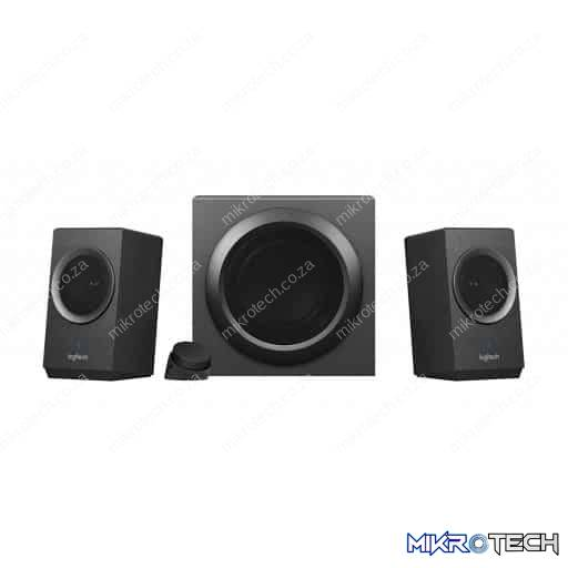 Logitech 980-001261 Z337 2.1 Channel Multimedia Bluetooth Speakers