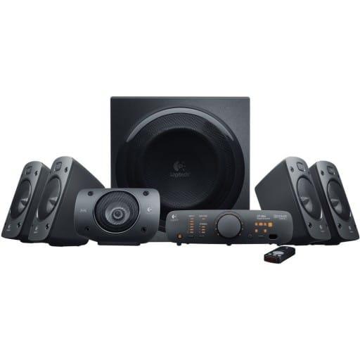 Logitech Z906 5.1 Channel Speakers