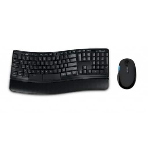 Microsoft L3V-00006 Sculpt Comfort Desktop Keyboard and Mouse Combo