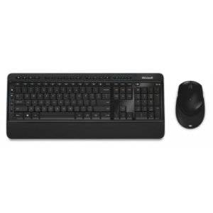 Microsoft PP3-00001 Wireless Desktop 3050 Wireless Keyboard & Mouse Combo
