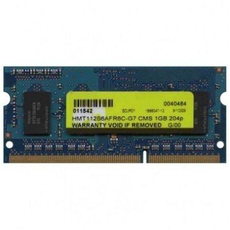 NOTEBOOK 1GB DDR3 MEM HYNIX
