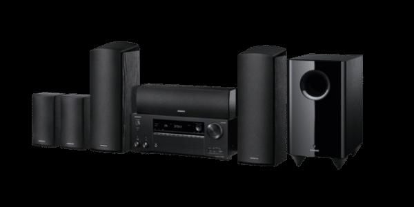 Onkyo HT-S7805 5.1.2-Channel Network A/V Receiver/Speaker Package