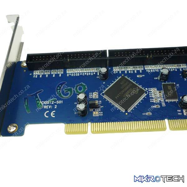 PCI: ATA 133 CONTROLLER CARD 2 IDE