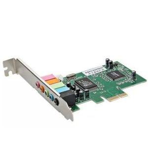 PCI-E 5.1 CHANNEL SOUND CARD