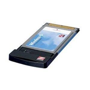 PCMCIA: WIRELESS LAN CARD 54MBPS