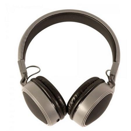 STEREO HEADPHONES KD-V8 BLACK EKSTRA BAS