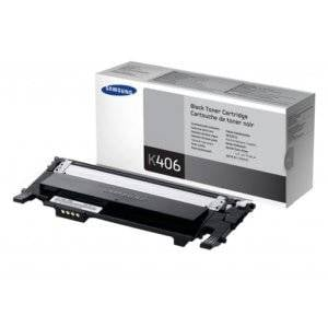 Samsung CLT-K406S Standard Yield Black Toner Cartridge