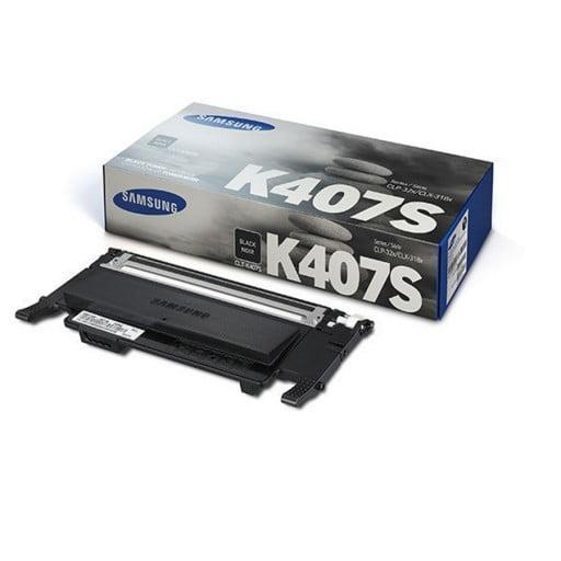 Samsung CLT-K407S Black Toner Standard Yield