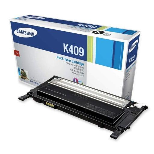Samsung CLT-K409S Black Laser Toner Cartridge
