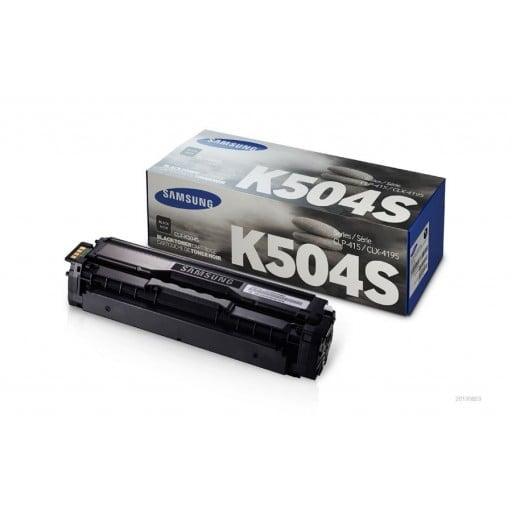 Samsung CLT-K504S Standard Yield Black Toner Cartridge